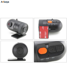 Aoluoya HD 1080P Mini CAR DVR Vehicle Camera Video Recorder Dash Cam Car Recorder 140 Degree View Angle