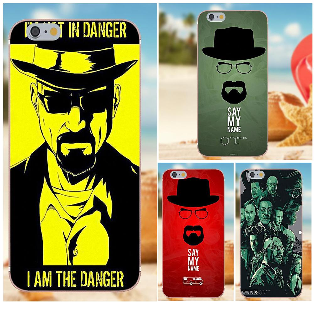 Oedmeb Breaking Bad Cool For Galaxy A3 A5 A7 J1 J3 J5 J7 <font><b>S5</b></font> S6 S7 S8 S9 edge Plus 2016 2017 TPU <font><b>Live</b></font> Love <font><b>Phone</b></font> image