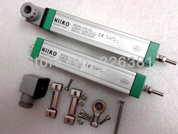 Linear displacement sensor resistance scale electronic scale The packing machine Rod electronic ruler KTC - 700mm series