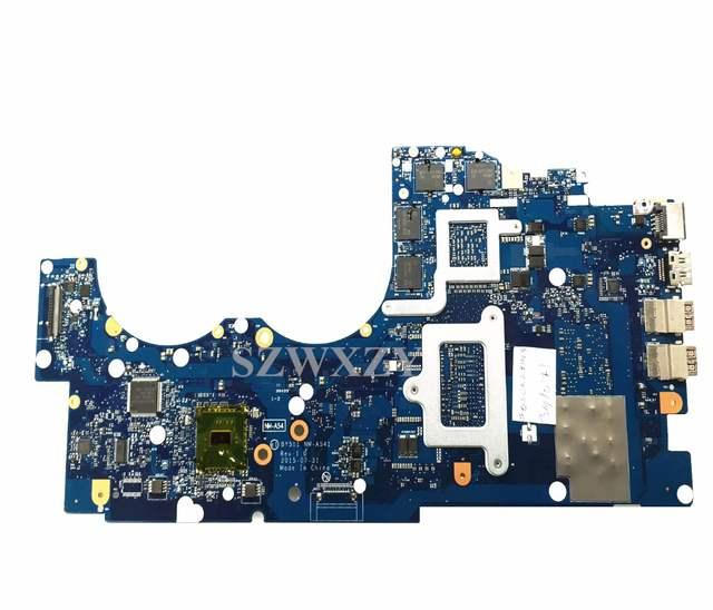 US $400 0 |Classy Laptop Motherboard For Lenovo Y700 Y700 15ISK 5B20L80385  NM A541 W/ i7 6700HQ 2 6Ghz Processor DDR4 GTX960M 4GB-in Laptop