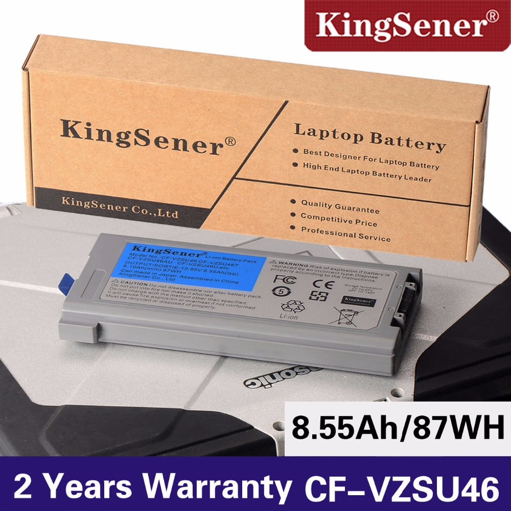 KingSener 10.65V 8.55Ah Laptop Battery CF-VZSU46 For Panasonic Toughbook CF-30 CF-31 CF-53 CF-VZSU46AU CF-VZSU46U CF-VZSU46S цена