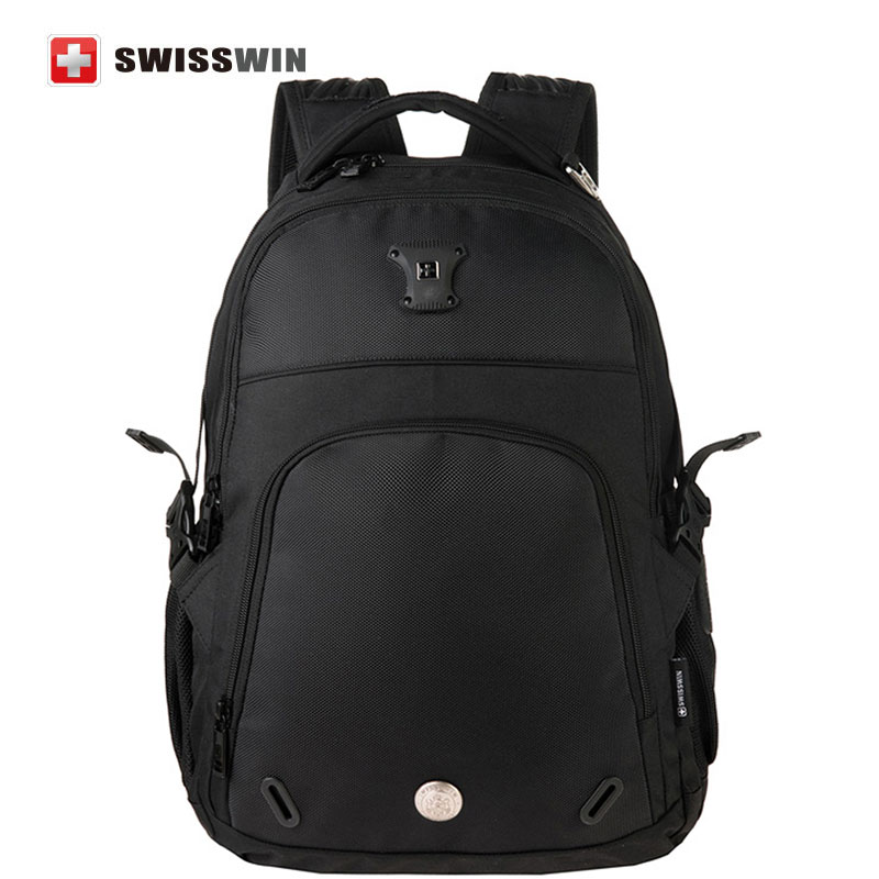 Hot Sale Swiss Backpack Male Waterproof Men's Backpack Large Capacity laptop bagpack school bag teenager boy mochila militar men backpack student school bag for teenager boys large capacity trip backpacks laptop backpack for 15 inches mochila masculina