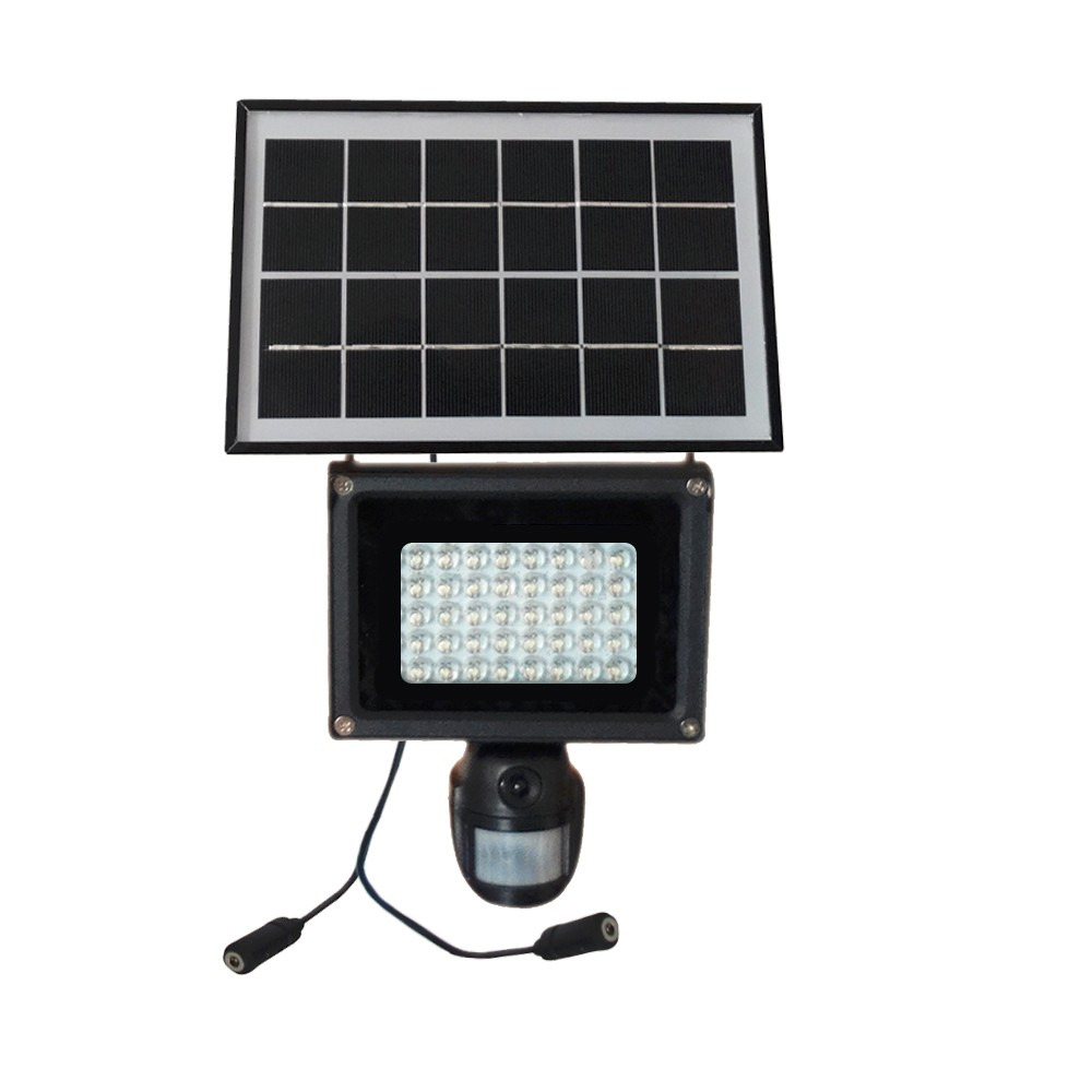 HD-720P-Solar-Lamp-PIR-DVR-with-Motion-Detection-40pcs-of-LED-Light-2W-Solar-Power