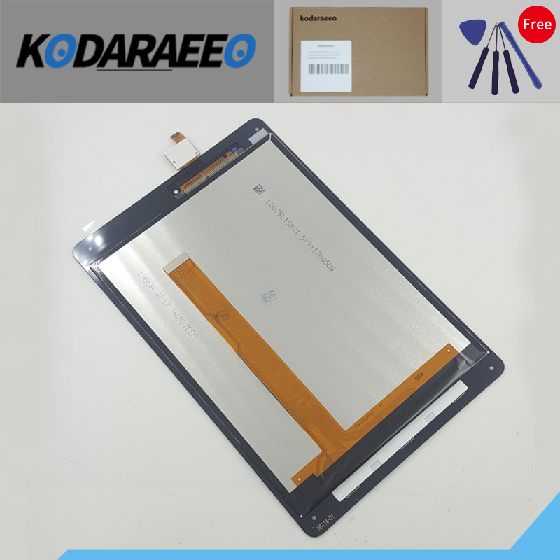 kodaraeeo LCD Touch Screen Digitizer Panel Assembly For Xiaomi Mi Pad 1 Mipad 1 Tablet PC Replacement Part new 7 9 inch panel for xiaomi mi pad 1 tablet touch screen digitizer lcd display assembley tablet pc replacement parts