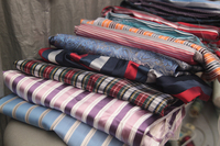 Silk fabric / pure silk / colorful coloured woven heavy brocade / each pattern /129 yuan / Jin