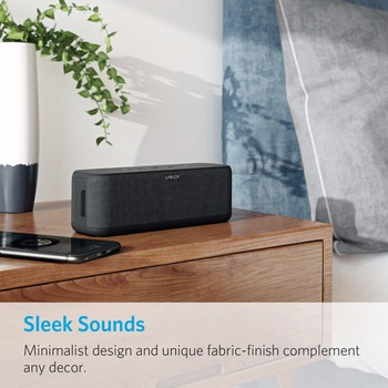 Портативная колонка SoundCore Boost 20 Вт, Anker