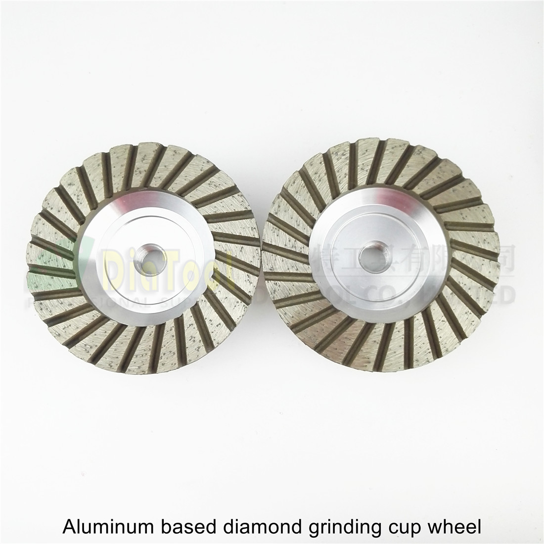 2PK 4inch #120 Aluminum based diamond grinding cup wheel Diameter 100mm grinding wheel for granite concrete Professional Quality  цены