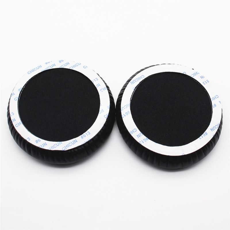 1 Pair Earphone Ear Pads Earpads Sponge Soft Foam Cushion Replacement for COWIN E7 E7 Pro Active Noise Cancelling Headphone in Earphone Accessories from Consumer Electronics