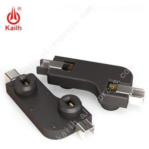 Image 3 - Hot swap Buchse Mechanische tastatur schalter Kailh PCB DIY Basis änderung für den ersatz schaltern von die tastatur leicht