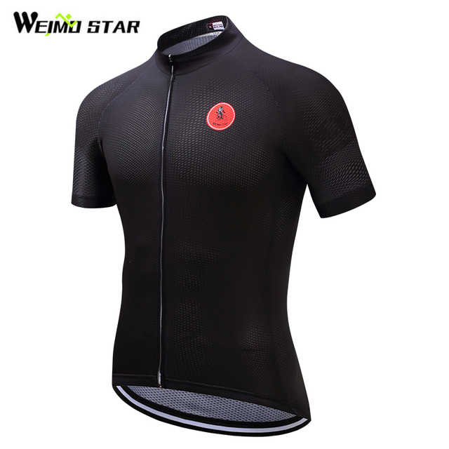 db6061fc7c6 2018 WEIMOSTAR Men Cycling Jersey top bicycle shirts sportswear ropa  ciclismo Summer clothing mtb bike jersey breathable shirt