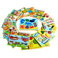 children Toys  educational  Wooden puzzle toy  for  baby  toys   kids  cognitive wooden Puzzles  Infant  New year Gift     CU74