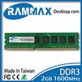 Обои для рабочего Рам Памяти DDR3 2 PC3-12800 ГБ LO-DIMM 1600 МГц 240pin/CL11/Non-ECC/1.5 В выполнимое для материнской платы AMD/Intel PC Компьютер