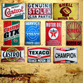 [ Mike86 ] 2017 Castrol Motor Oil Wall Tin Sign Metal Plaque Iron Painting Retro Gift Bar Friend Home Decor 20X30 CM AA-596