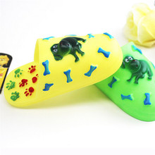 Pet Toys Plastic Sports Shoes Will Ring Lovely Sound Small Dog Toys Plastic C7714