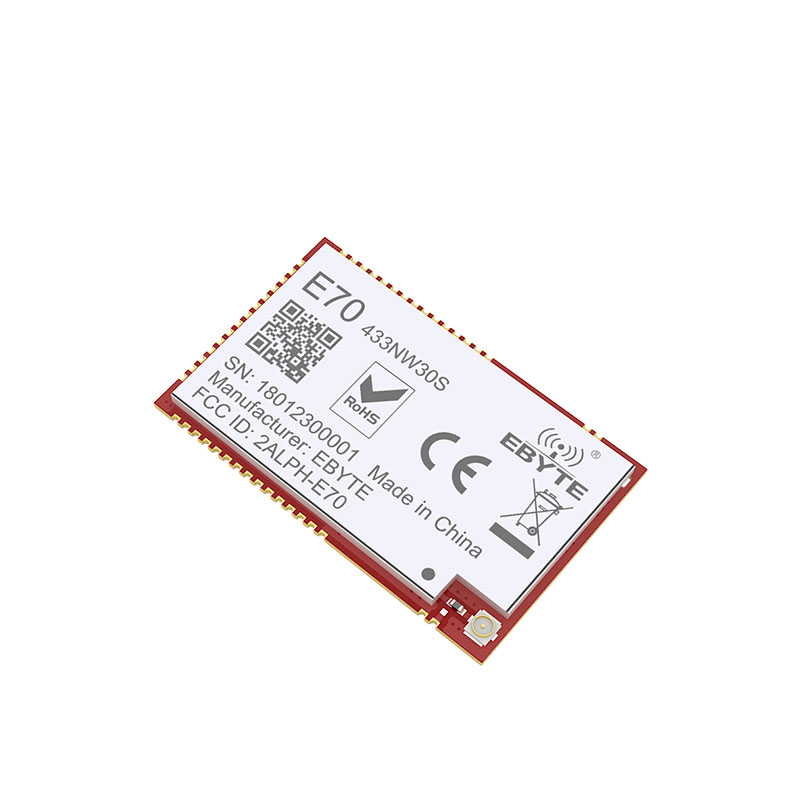 Image 3 - E70 433NW30S CC1310 1W 433mhz SMD Wireless Transceiver IoT 433 mhz IPEX Antenna Transmitter and Receiver-in Fixed Wireless Terminals from Cellphones & Telecommunications
