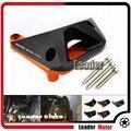Motorcycle Accessories Crash Pad Motor Crash pads Orange For KAWASAKI Z1000 2010-2015