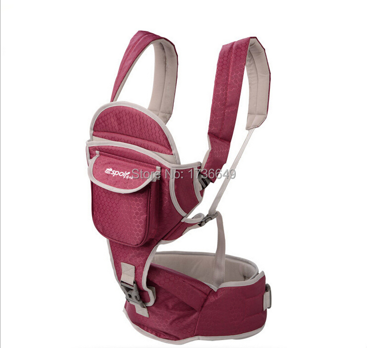2-36 Months Breathable Multifunctional Front Facing cotton Baby Carrier Infant Comfortable Sling Backpack Pouch Wrap