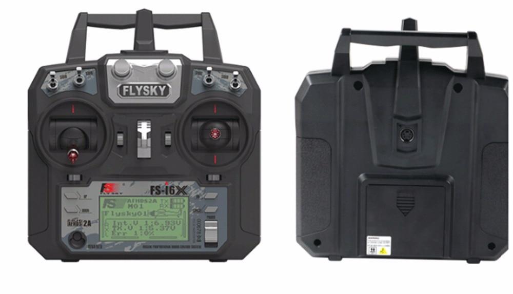 Original Flysky FS i6X 2 4GHz 6CH Transmitter RX With i BUS IA6B IA10B X6B Receiver