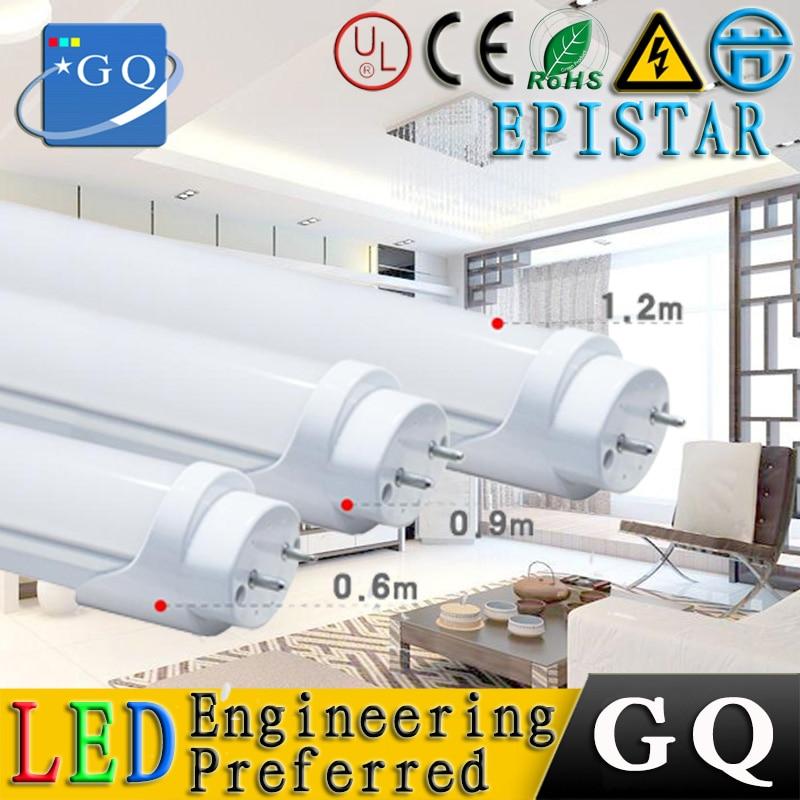 30pc/lot  DHL Fedex 10w 25w 18w 15w 10w  T8 LED Tube Light  lighting led tube  1200LM 2835 chip led fluorescent lamp dhl eub 2pcs nok pptf gl8 10 tp 15 18