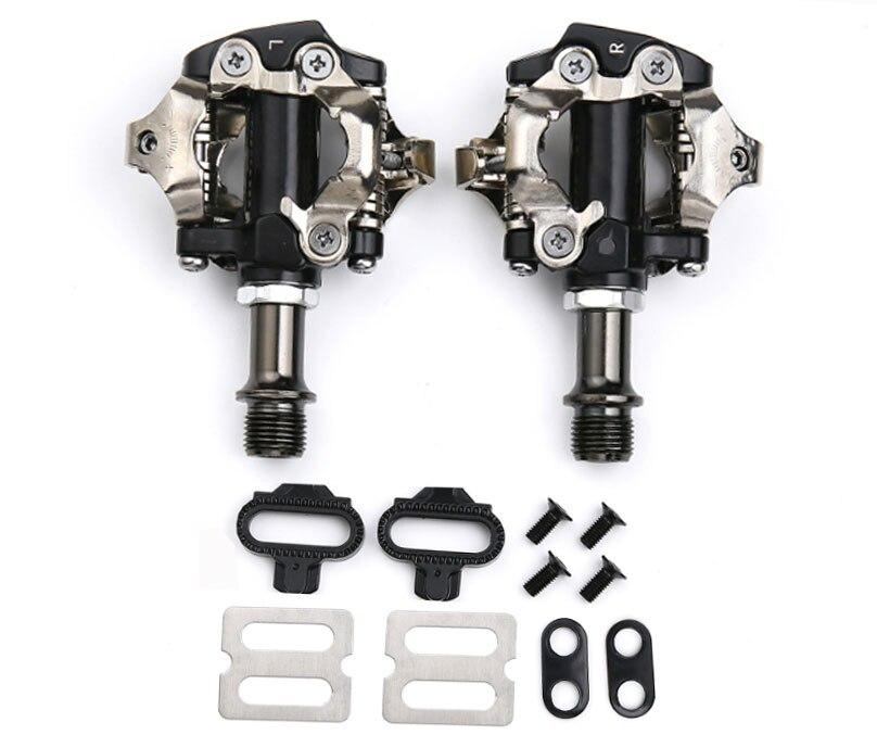 Крутая цена best продать бутсы включают титан/Cromo оси MTB или стеллажи road Велосипедный спорт clipless как XT XTRR-M980 педаль spd