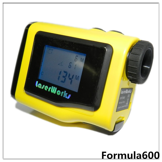 Aliexpress.com : Buy 600m rangefinder LCD angle measure tool ...