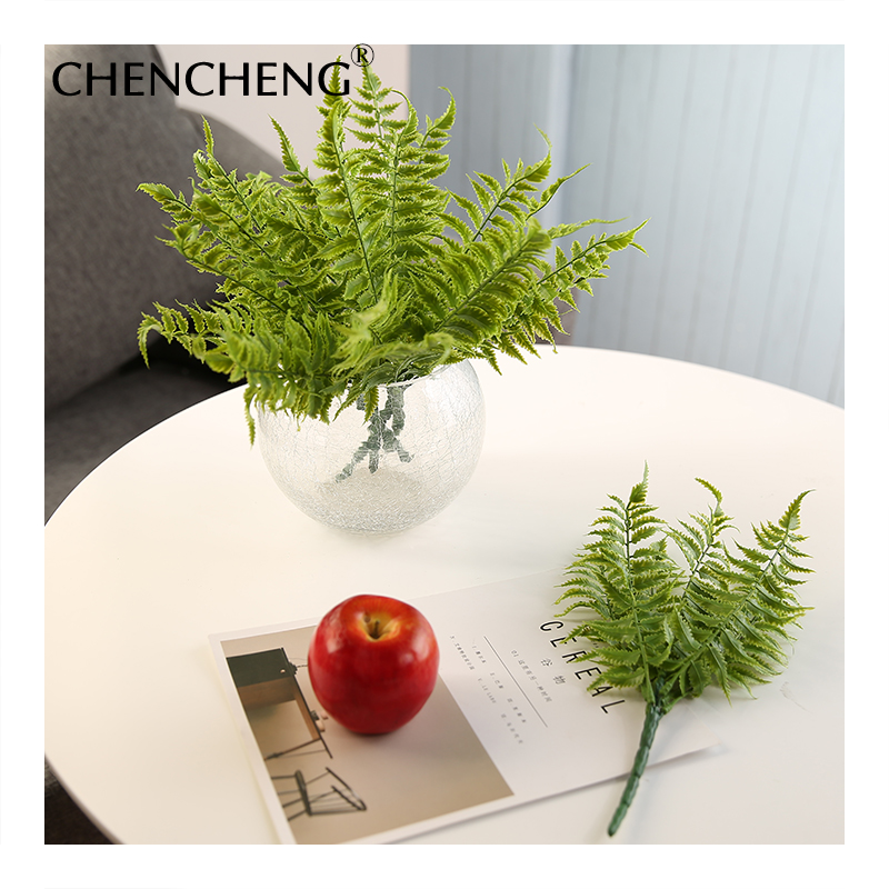 Artificial Grass Plant Garden Plant Green Decorated Table Home Hotel ...