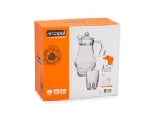 Набор питьевой Arcopal РОК 7 предметов