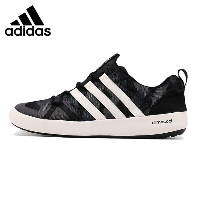 Original New Arrival Adidas TERREX CC BOAT GRAPHIC Unisex Aqua Shoes Outdoor  Sports Sneakers f6bcabda8