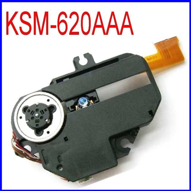 Free Shipping Original KSM-620AAA Optical Pick Up Mechanism KSM620AAA DVD Laser Lens Assembly Optical Pick-up