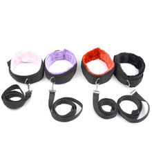 Adult Product Women Sex Halter Neck Collar BDSM Bondage Fetish SM Sex Game  For Adults Slave Restraints Sex Toys metal bdsm women neck croset bdsm collar bondage restraints sex adult games collars slave fetish toys for woman o ring collar