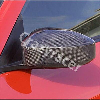 350Z Z33 Side Wing Mirror Cover Caps For Nissan 350Z Z33 Cpupe 2003-2006 Carbon Fiber side wing mirror covers caps aluminum