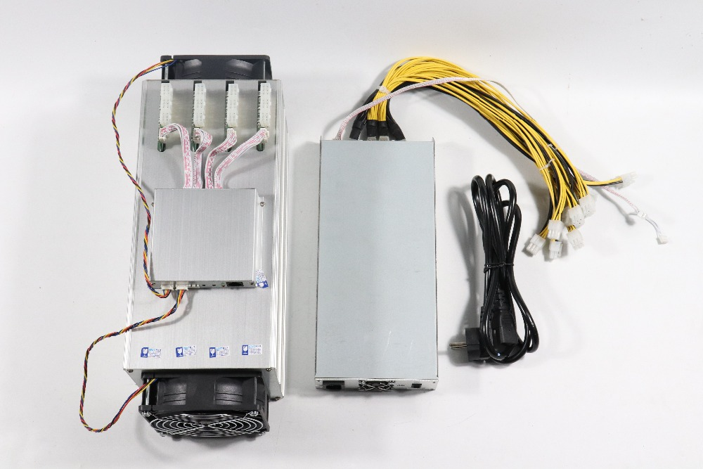 Utilisé Asic BTC BCH mineur Ebit E10 18 T avec PSU officiel mieux que Antminer S9 S9j S11 S15 T15 WhatsMiner M3 M10