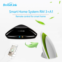 Smart Home Universal Wireless Remote Control Switch Air Quality Detector Broadlink RM2 Rm Pro2 A1 For
