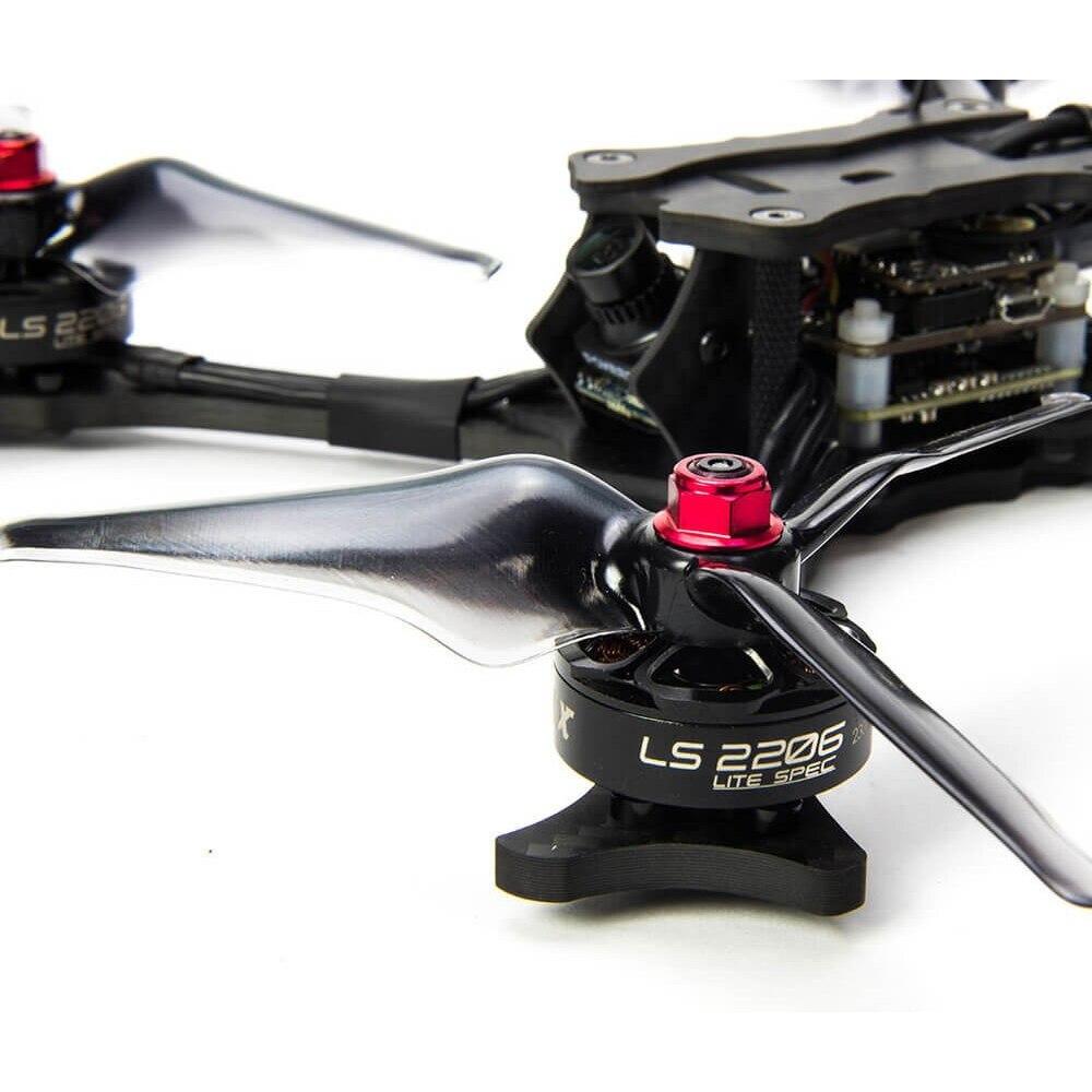 Emax Racing Drone Hawk 5 5,8 Г 600TVL F4 FC 210 мм безщеточный FPV гонки RC Quadcopter w Frsky приемник БНФ PNP версия Радиоуправляемый Дрон
