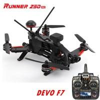 Walkera Runner 250 PRO + DEVO F7(With Battery) GPS FPV Racing Drone with Camera/ OSD/GPS/DEVO F7 Transmitter RTF