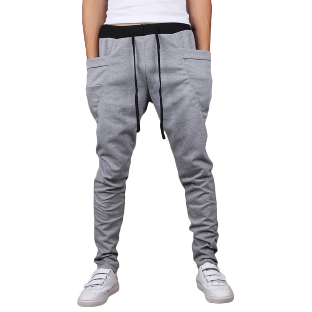 Brand New Fashion Men Joggers Casual Harem Sweatpants Pants Trousers