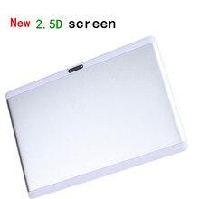 Nueva 2.5D pantalla 10 pulgadas Octa Core 4G LTE smartphone Tablet pc 4G RAM 64G ROM 1920*1200 HD del Androide 7.0 WIFI bluetooth GPS de la tableta