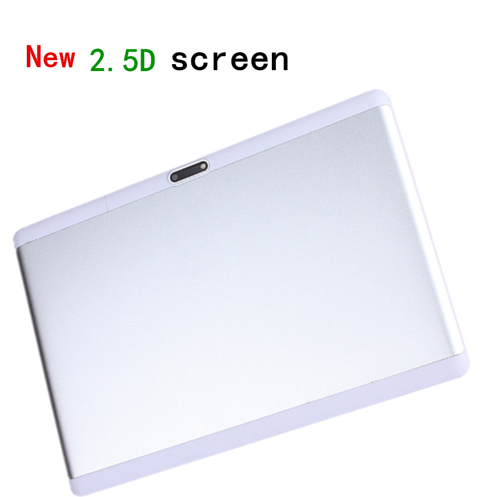 New 2.5D screen 10 inch Octa Core 4G LTE smartphone Tablet pc 4G RAM 64G ROM 1920*1200 HD Android 7.0 WIFI bluetooth GPS tablet
