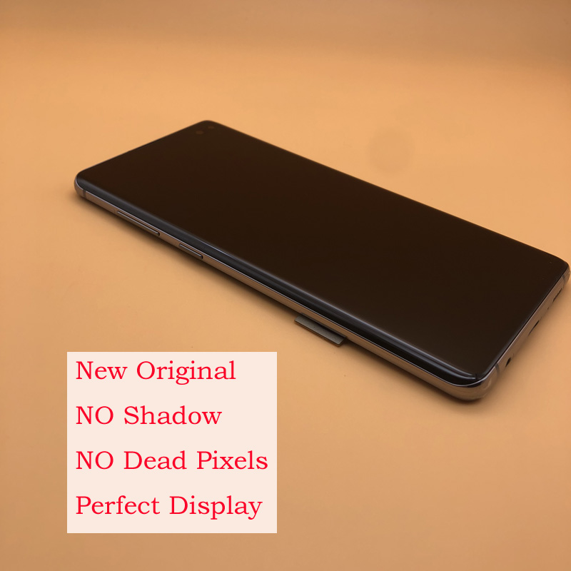 100 NEW OEM LCD Display for SAMSUNG Galaxy S10e S10 Lcd Display G9730 S10 Plus Display