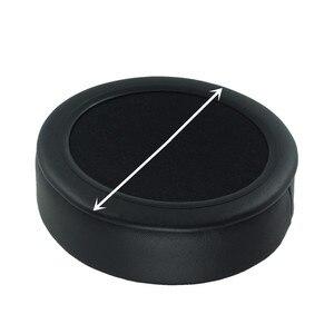 Image 4 - 70 ミリメートル 120 ミリメートル交換フォーム耳パッドクッション品質ラウンド耳ソニー akg 用ヘッドフォン