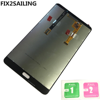 LCD Display With Touch Screen Digitizer Sensors Full Assembly Panel For Samsung Galaxy Tab A 7
