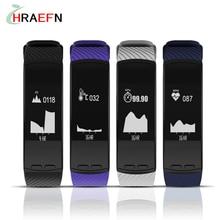 P5 умный Браслет GPS Спорт на открытом воздухе сердечного ритма высота барометр theromometer Температура измерения для Android IOS Телефон