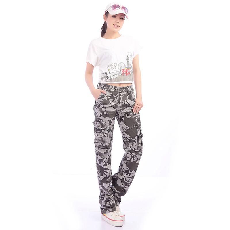 La Plus 6 poche 2 Pantalon Femmes 8 Cargo 5xl 1 Militaire De Multi Mode 4 3 5 Jogging Lâche 2019 Camouflage Long 9 Baggy 7 Taille qpOxfwU6