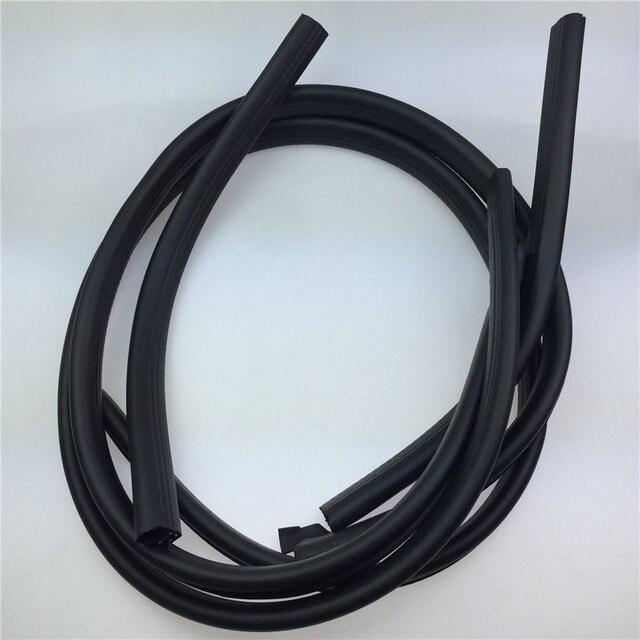STARPAD dla samochodu Passat B5 Passat silnik samochodowy kaptur pokrywa uszczelka uszczelka dźwiękoszczelne taśmy gumowy garnitur darmowa wysyłka