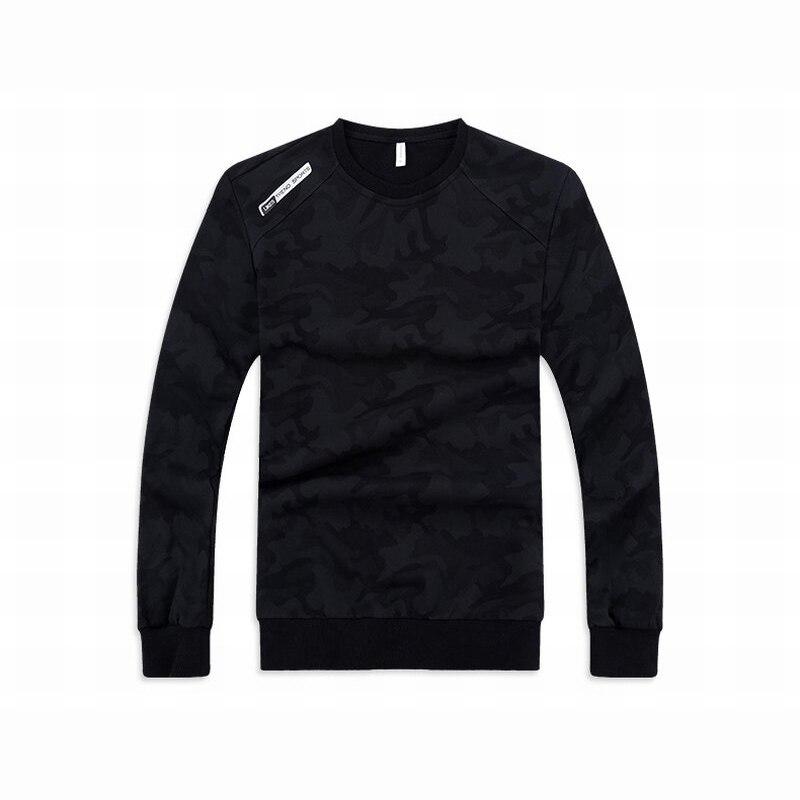 2018 Autumn Large size 6XL 8XL Fleece Warm Camouflage Men Hoodie Long Sleeve Streetwear Sweat Homme Mens Sweatshirts Hoodies