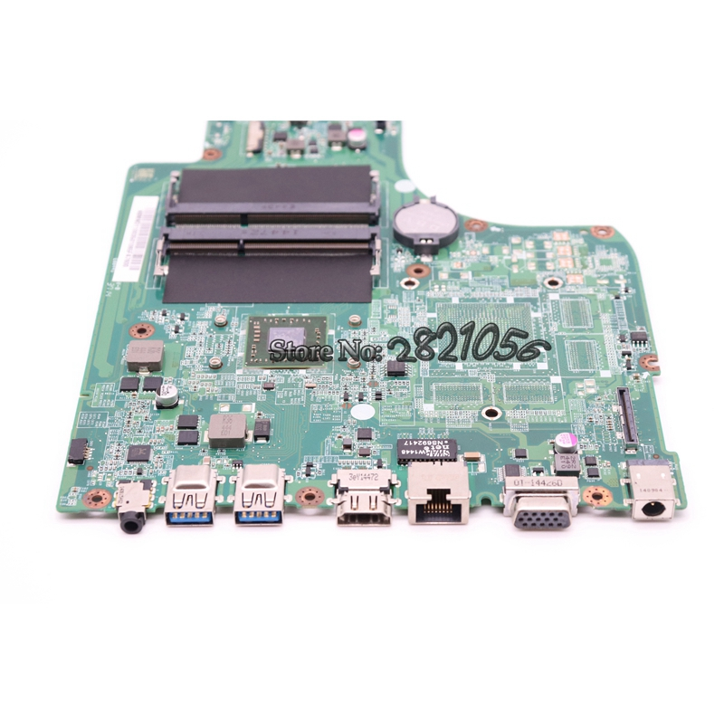 US $89 0 |NOKOTION Mainboard DA0ZYVMB6D0 For acer aspire E5 721 Quanta  laptop motherboard NBMND11003 NB MND11 003 A4 6210 DDR3 -in Motherboards  from
