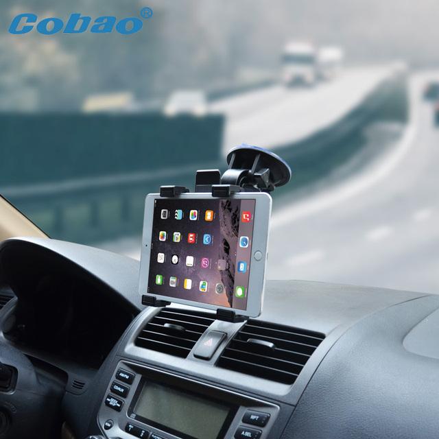 Universal fuerte succión 7 8 9 10 11 pulgadas tablet PC soporte de la tableta soporte para coche parabrisas del coche accesorios de la tableta para el ipad mini aire