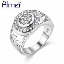 10addfc82 Promotion 49% off Mens Ring Fashion Big Alianca de Ouro Casamento High  Quality Acessorios Masculinos for Party Wholesale JX006