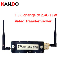 10 Вт CCTV передачи сервер видео реле 1.3 г 2.3 г Extender 1.3 г сигнала до 2.3 г Drone передатчик 2.3 г передатчик для FPV