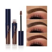 Three-dimensional Thick Eyebrow Dyeing Liquid Cream Waterproof Smudge-proof Eyebrow Cream